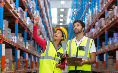 Top 5 Safety Tips for Warehouse Employees